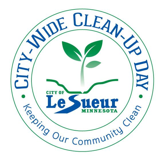 Clean-Up Day Logo Small